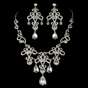 Antique Vintage Bridal Jewelry Sets